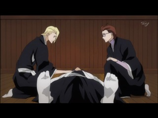 Bleach | ���� 168 ����� ������� Ancord [480p]